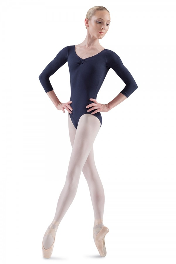 image - Ballon Low Back Dance Leotard Women's Dance Leotards