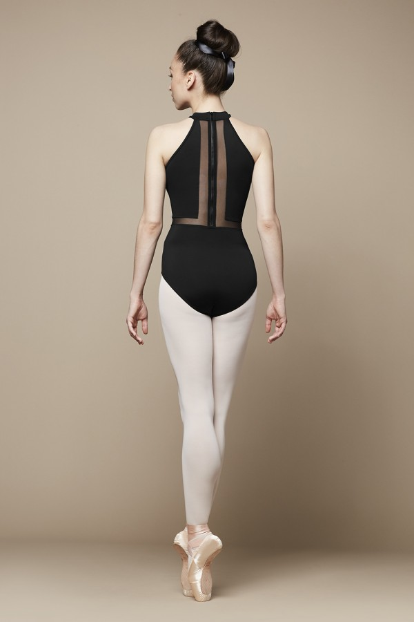 image -  Womens Halter Neck Leotards