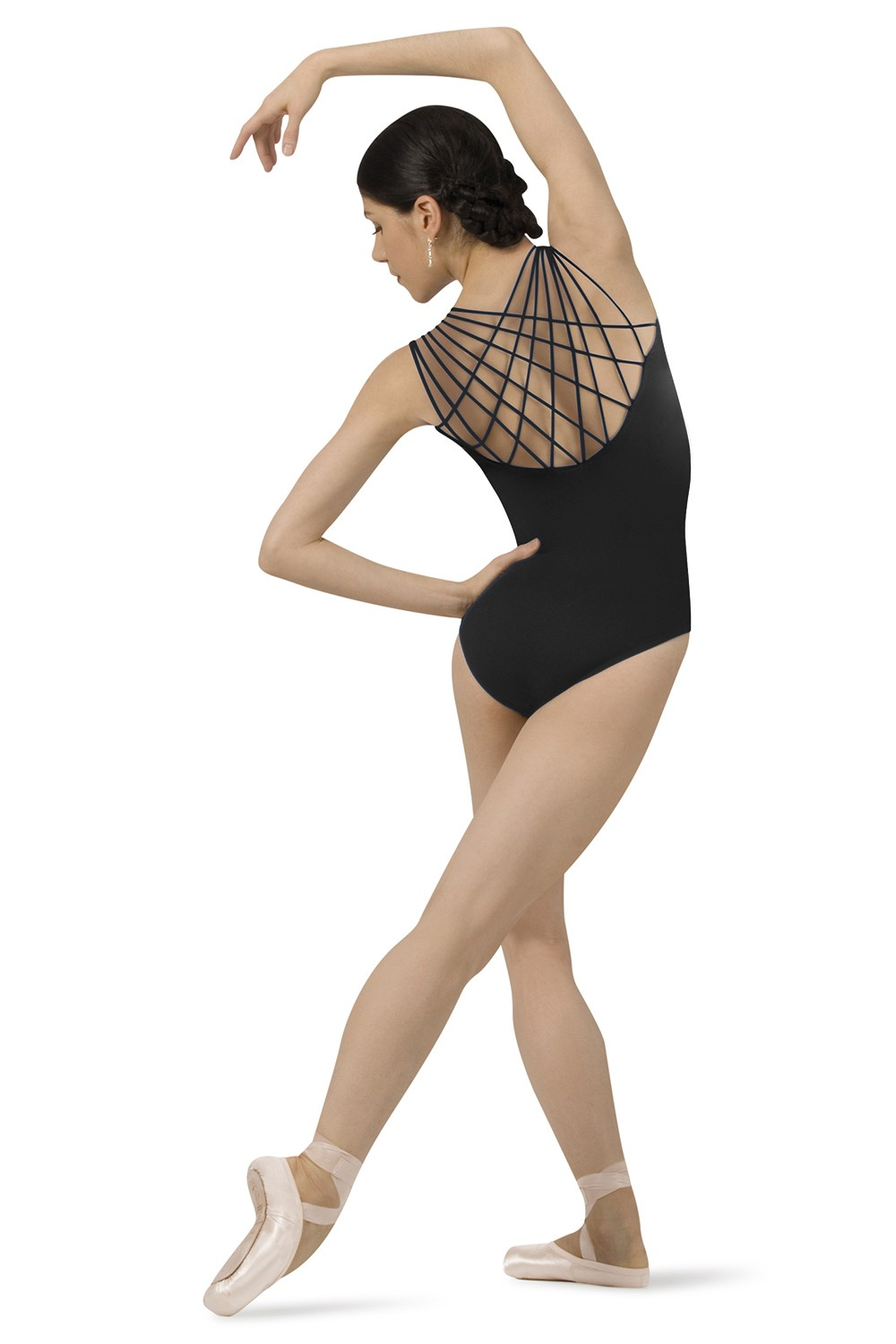 Rouleaux Back Leotard Women's Dance Leotards