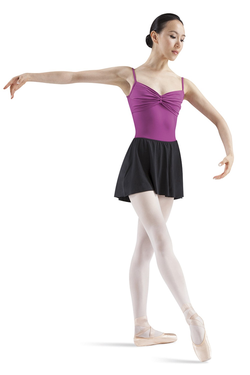 Bow Front Leotard Women's Dance Leotards