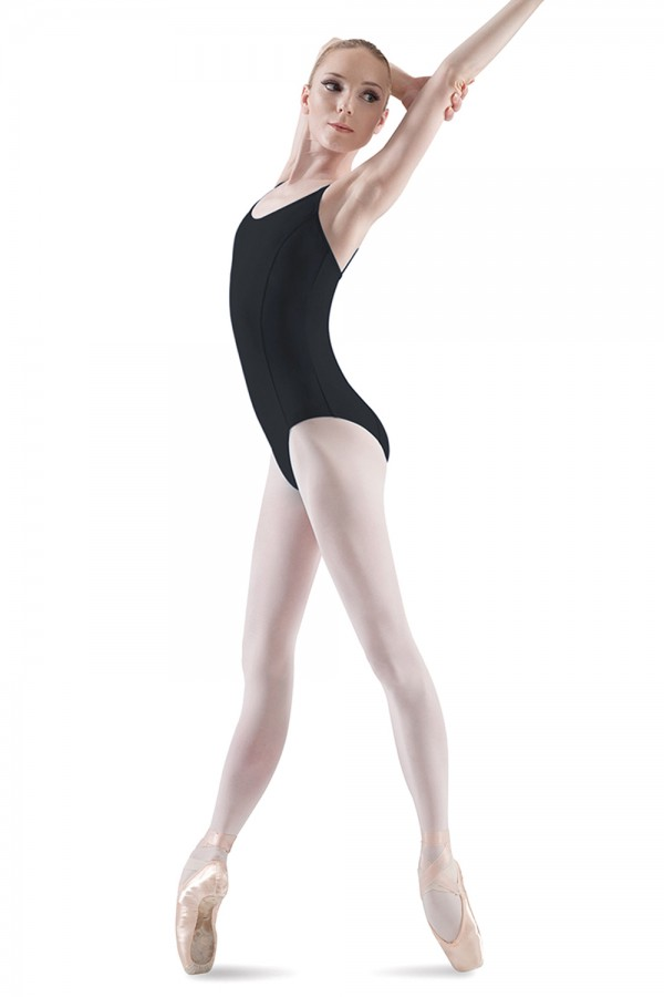 image - Seamed Camisole Leotard Women's Dance Leotards