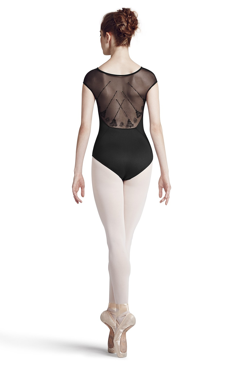 Jolana Womens Short Sleeve Leotards