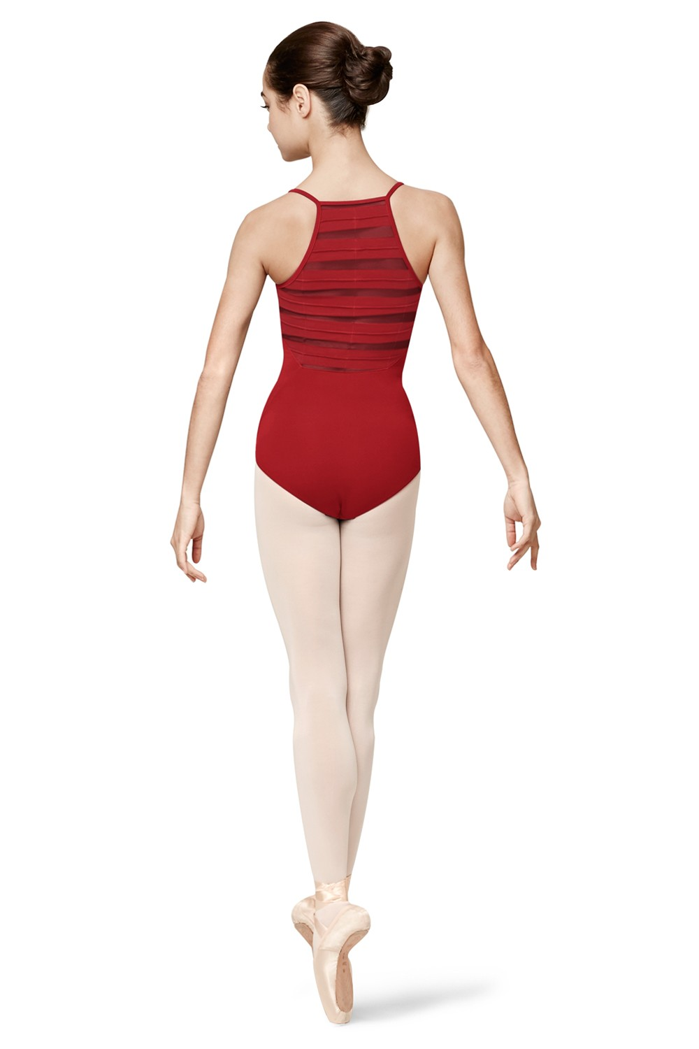 Action Back Camisole Leotard Women's Dance Leotards