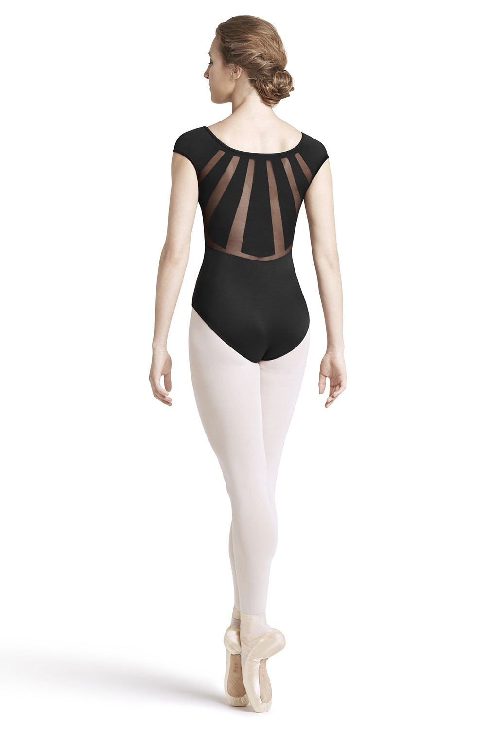 Apsara Womens Short Sleeve Leotards