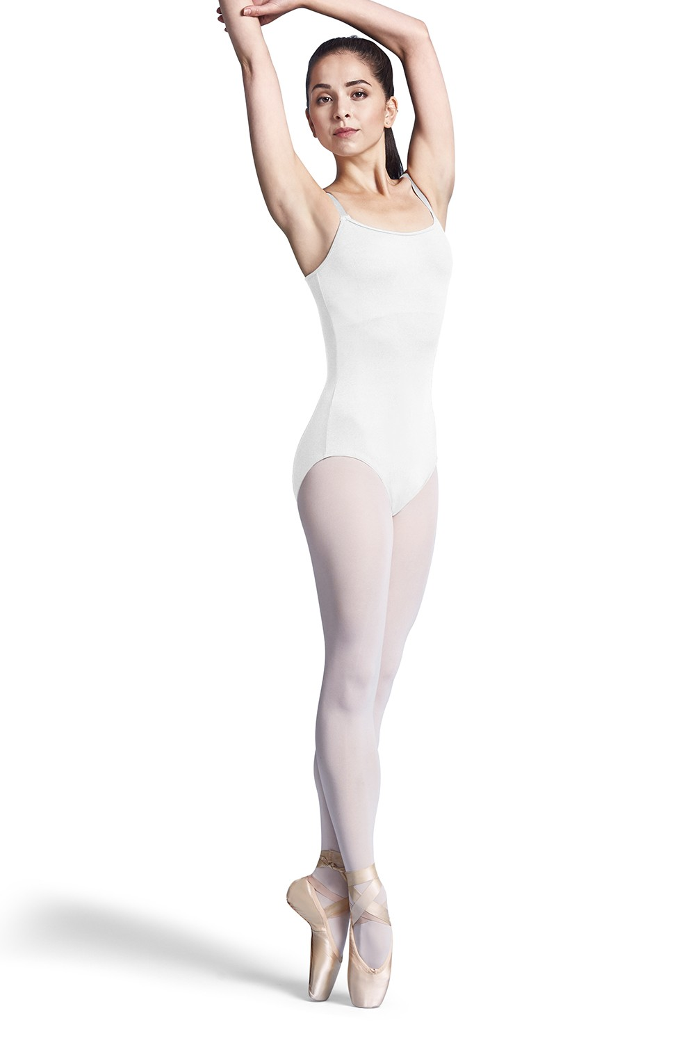 Nylon Adjustable Strap Leotard Women's Dance Leotards