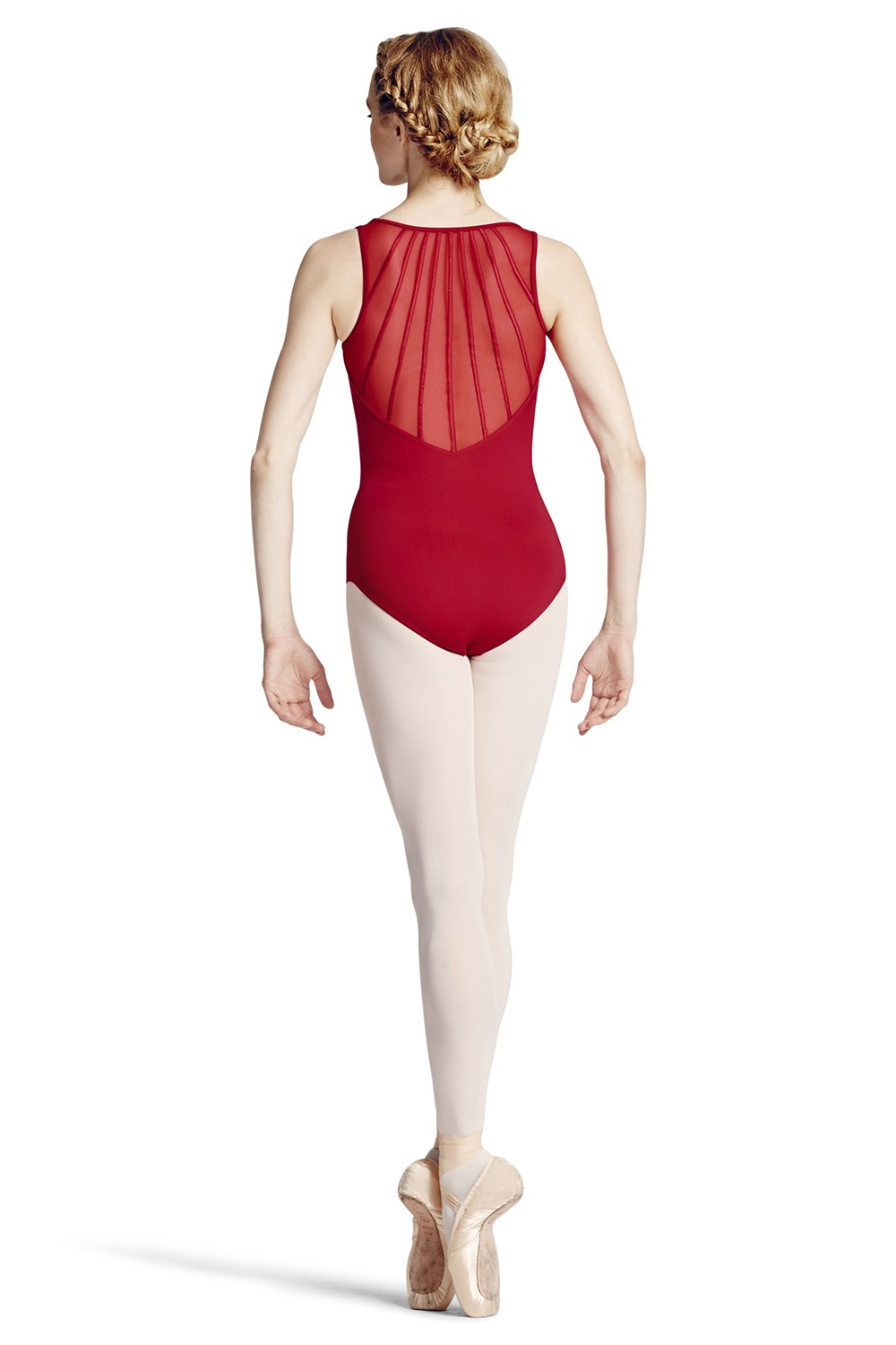 Tape Back Tank Leotard Women's Dance Leotards