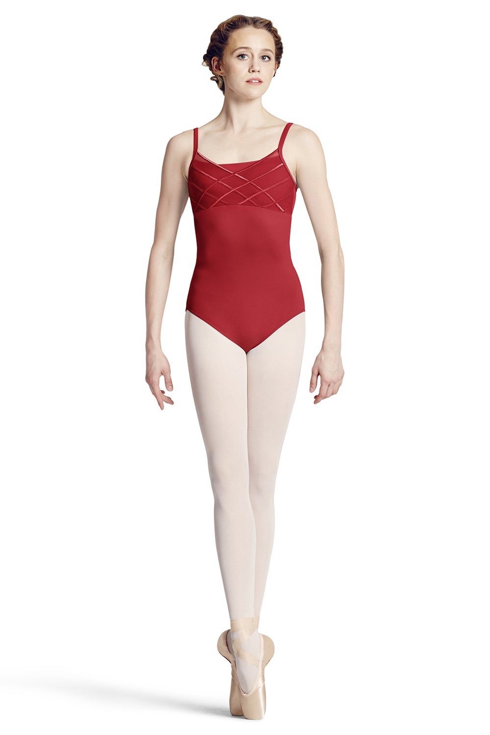 Mock Wrap Camisole Leotard Women's Dance Leotards