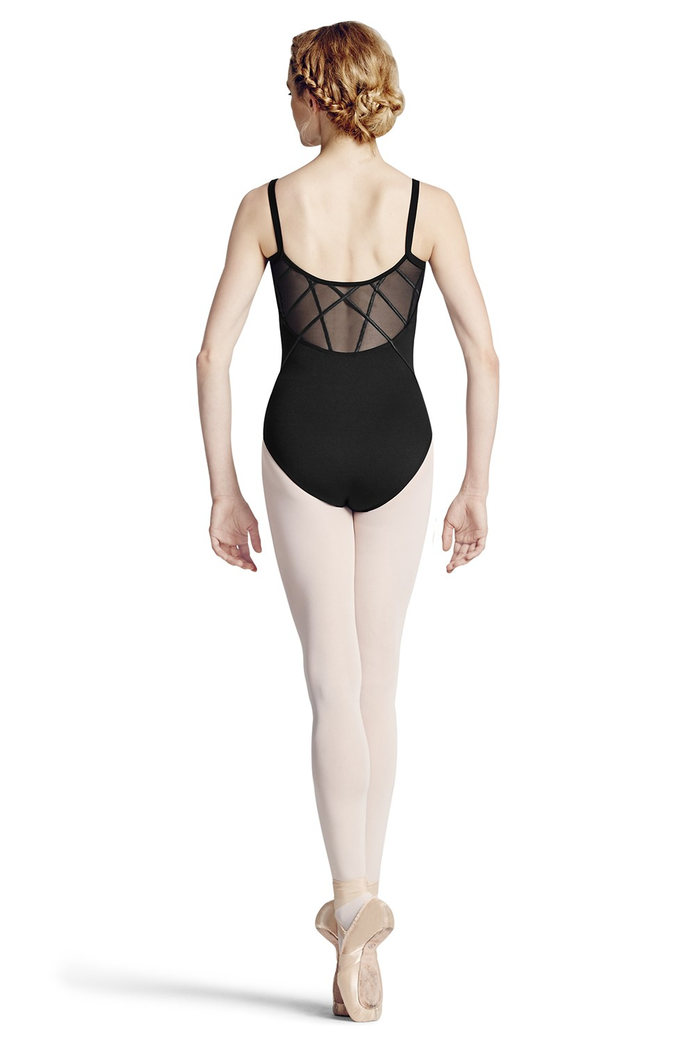 Front Yoke Camisole Leotard Women's Dance Leotards