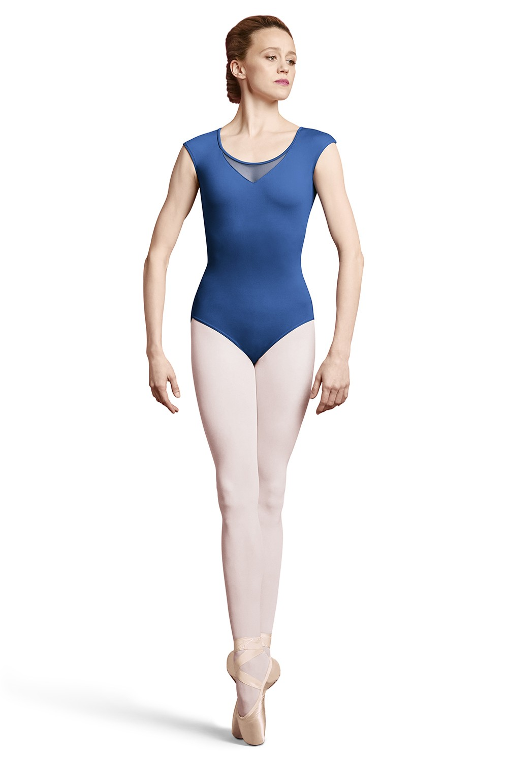 Damocles Womens Short Sleeve Leotards