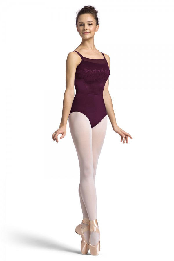 image - Feline Womens Camisole Leotards