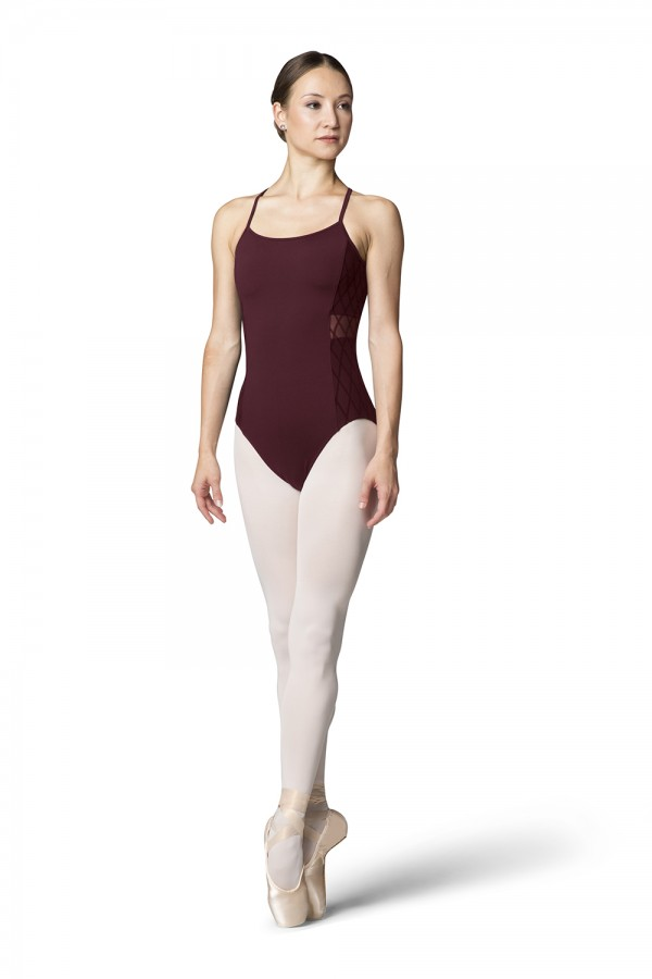 image - Carissa Womens Camisole Leotards