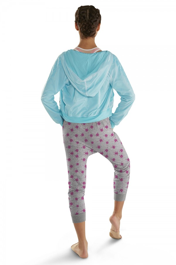 image - Printed Full Length Harem Pant Children's Bottoms