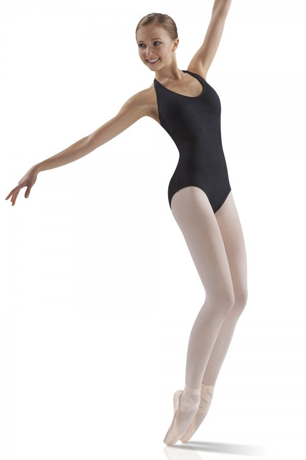 image - Halter Neck Leotard Women's Dance Leotards
