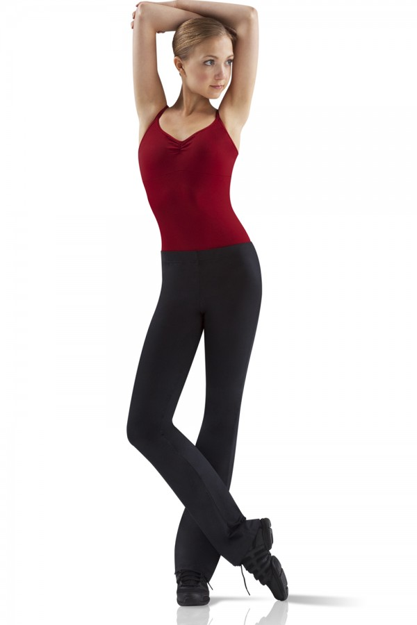 image - Nylon Jazz Pants Women's Dance Pants
