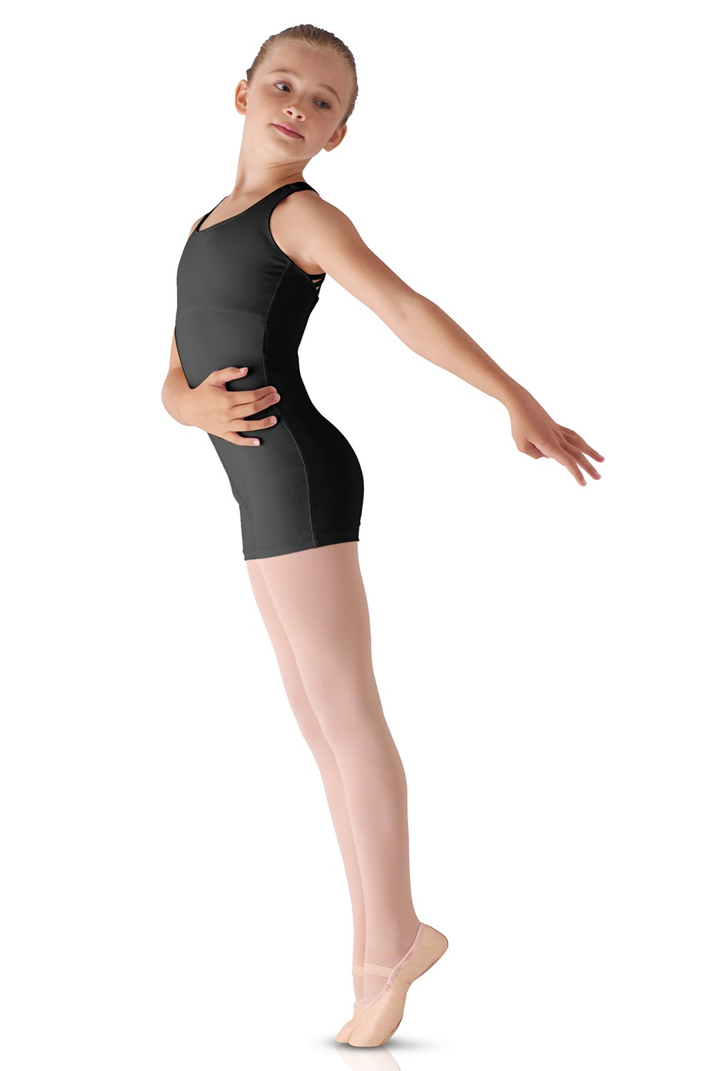 Strap Back Unitard Children's Dance Leotards