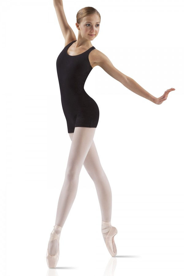 image - Strap Back Unitard Women's Dance Leotards