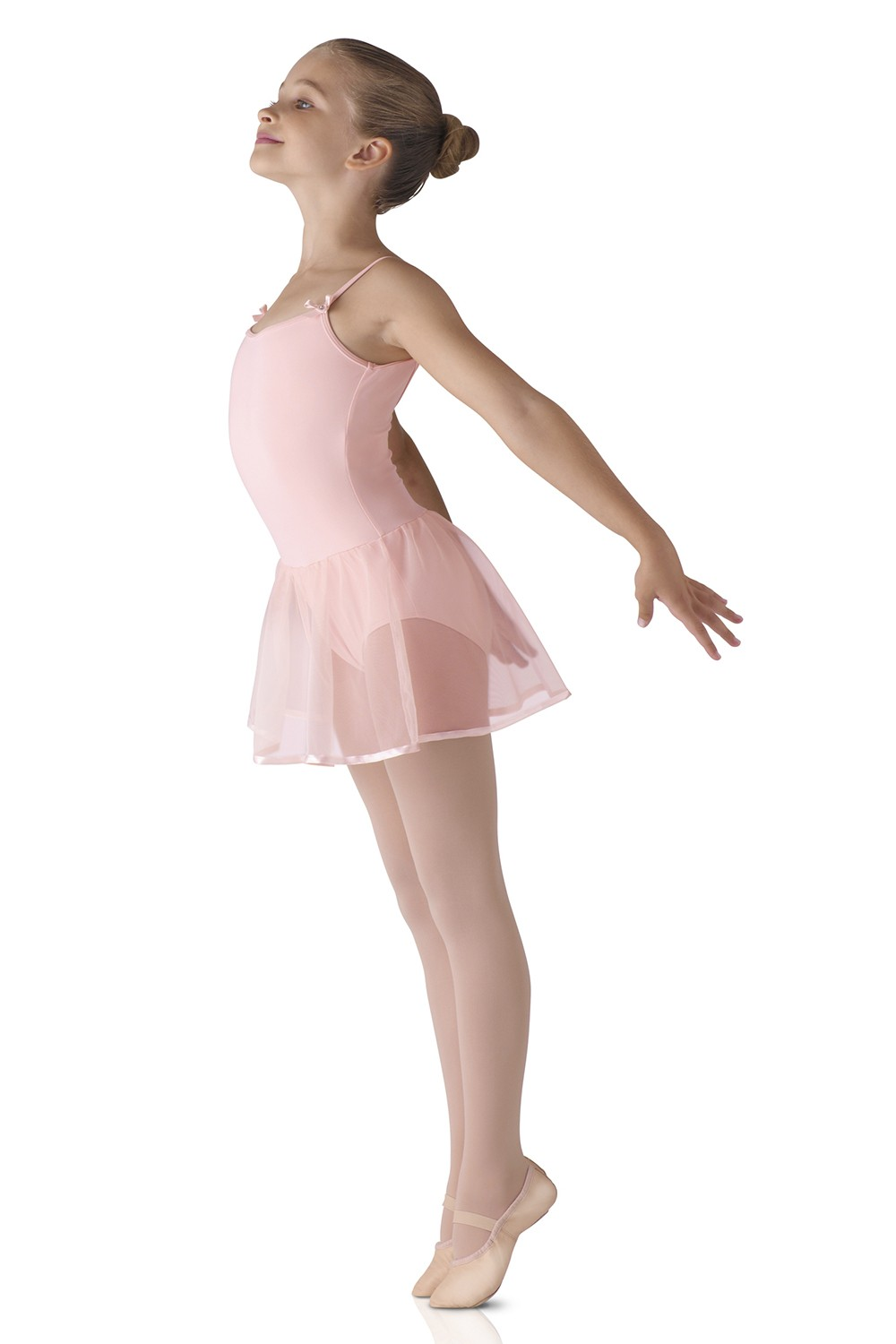 Skirted Camisole Leotard Children's Dance Leotards