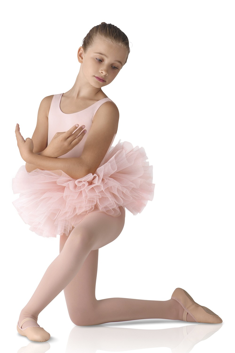 Tank Tutu Leotard Children's Dance Leotards
