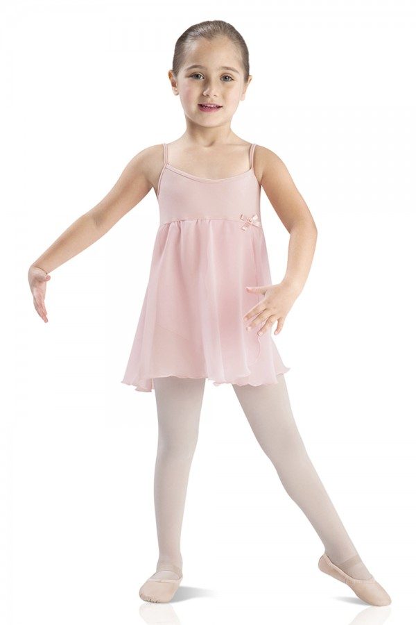 image - Camisole Dress Leotard Children's Dance Leotards