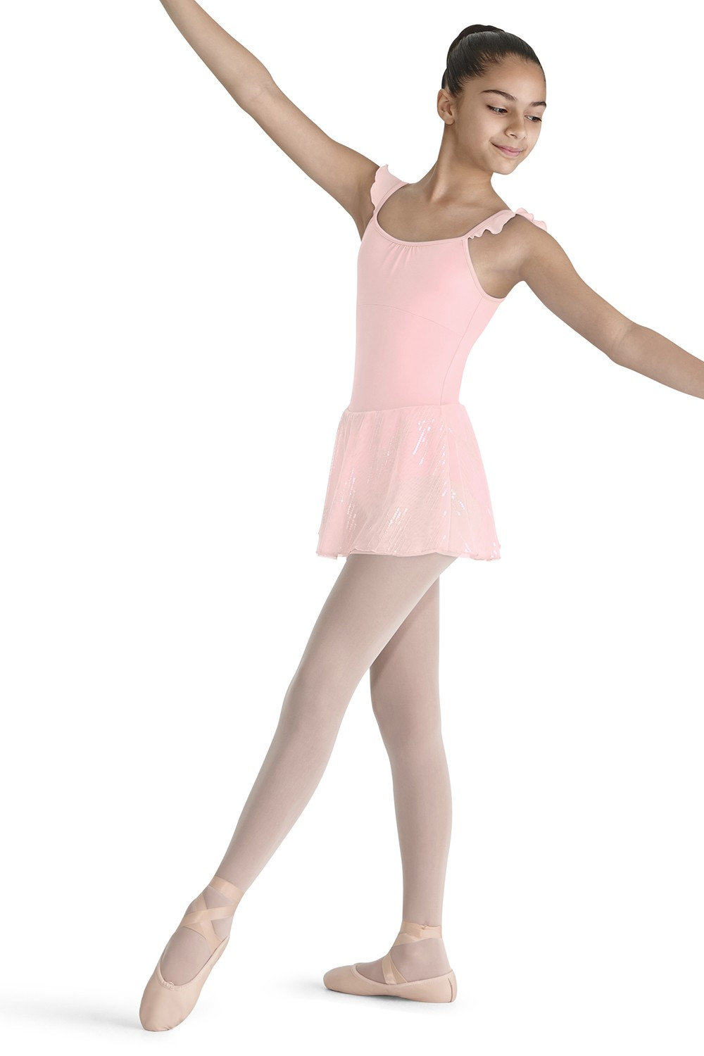 Girls Skirted Leotards