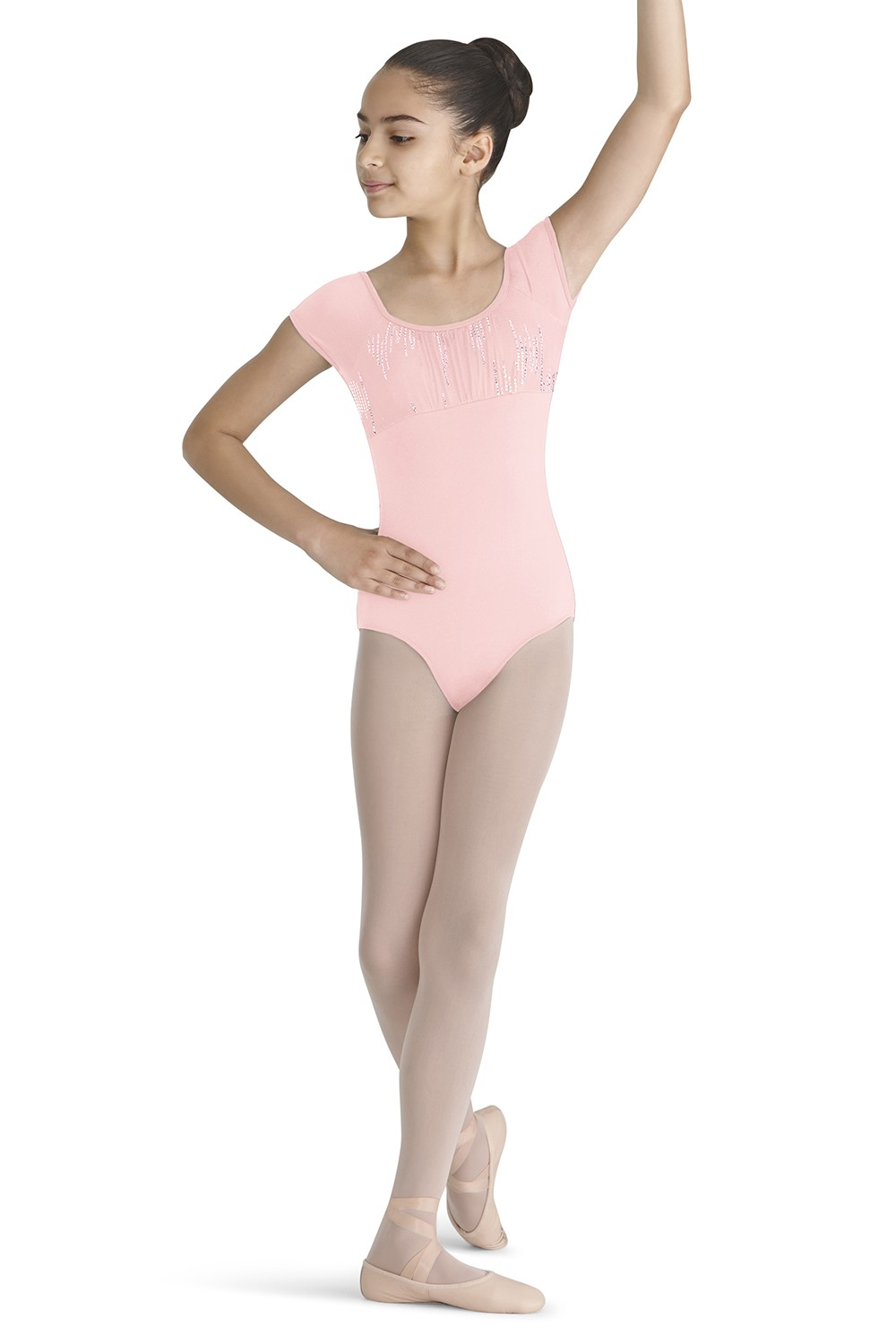 Cap Sleeve Leo Children's Dance Leotards