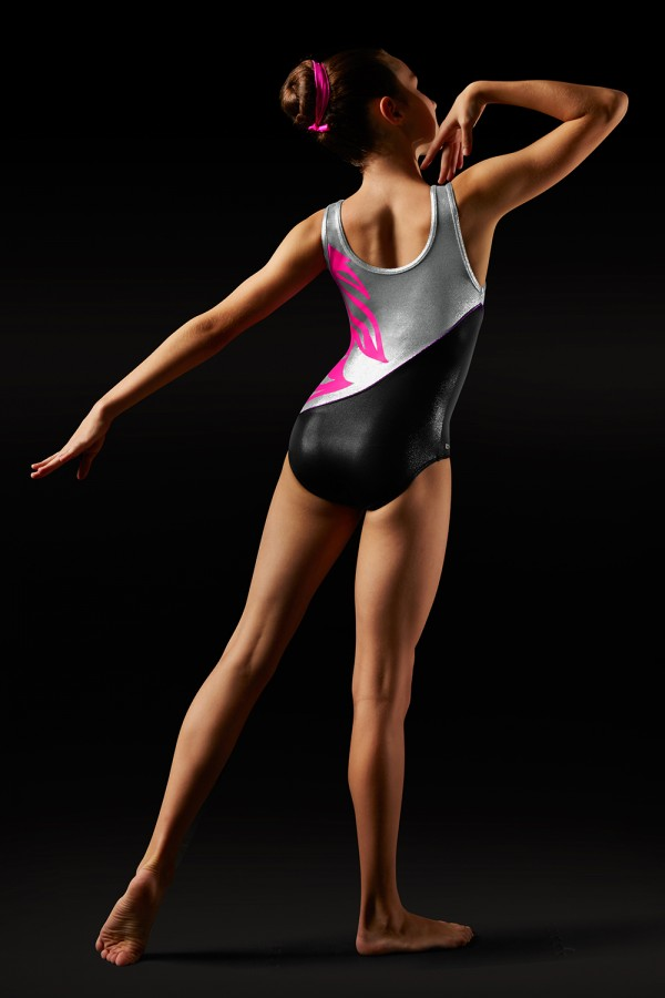 image - Leo Lion Tank Women's Gymnastics Leotards