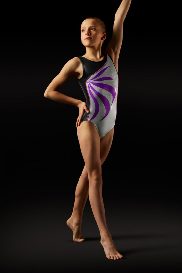 image - Flare Tank Leotard   Women's Gymnastics Leotards