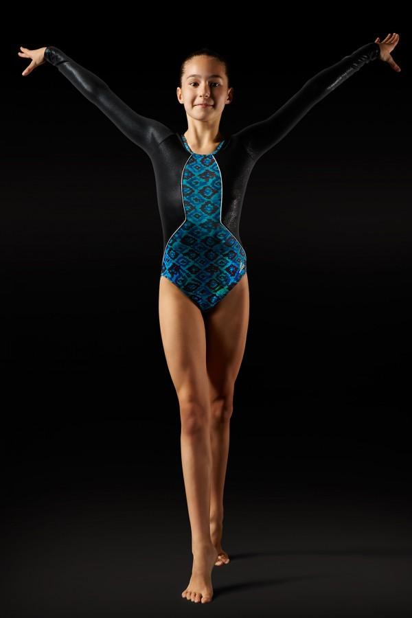 36408a659b56 Leos LG105L Women s Gymnastics Leotards - BLOCH® US Store