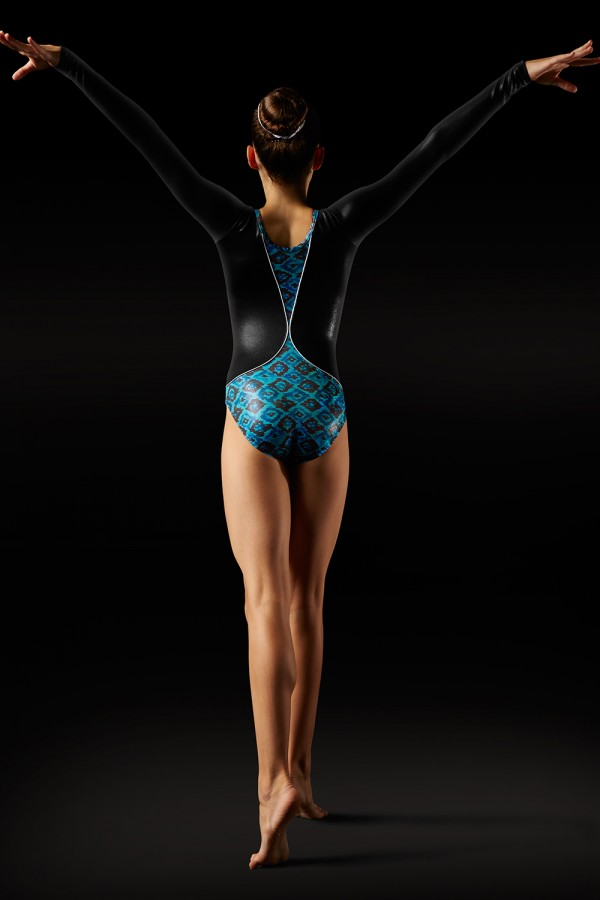 image - Aztec Print Leotard   Women's Gymnastics Leotards