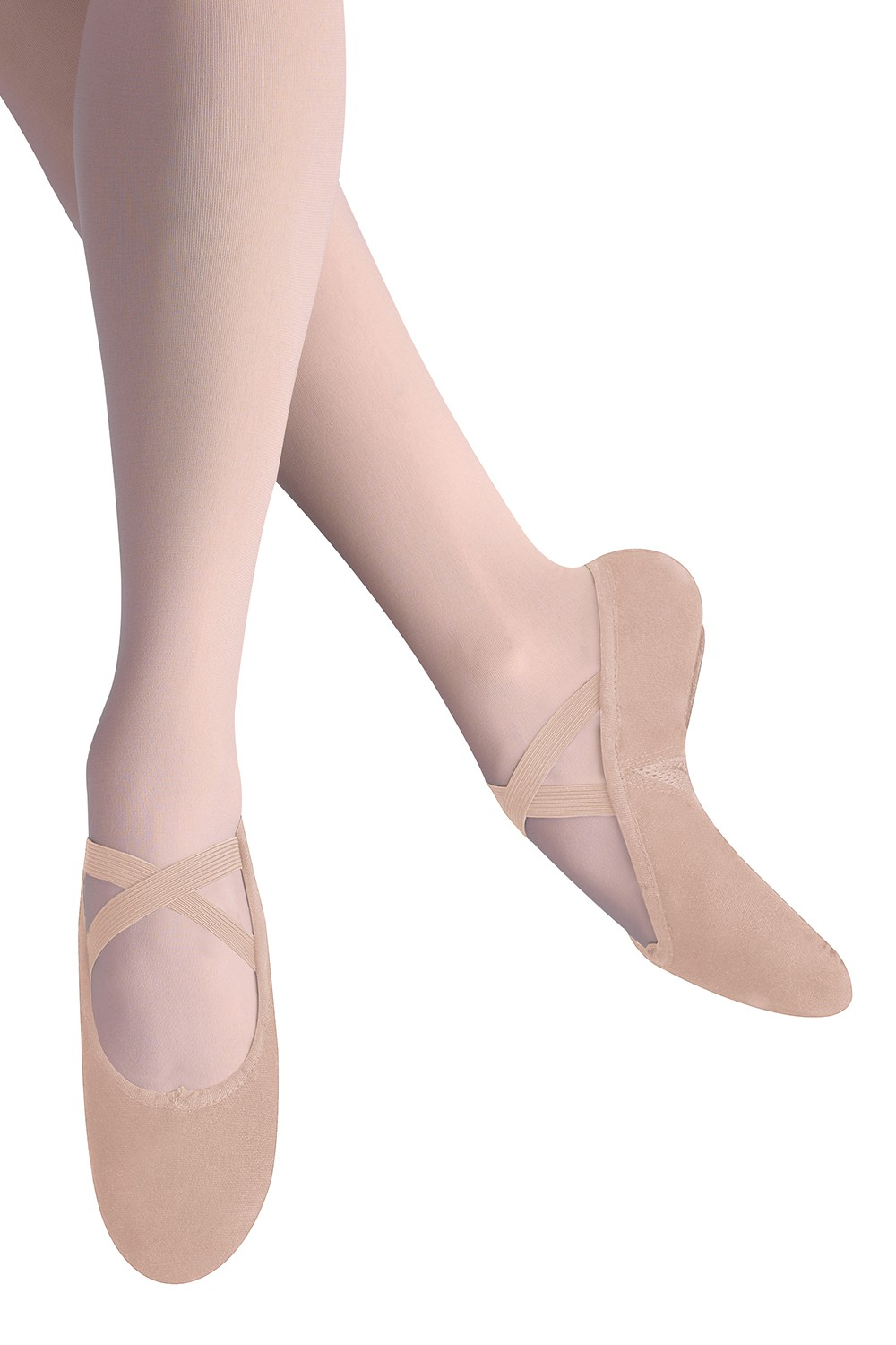 Arabesque Canvas Women's Ballet Shoes