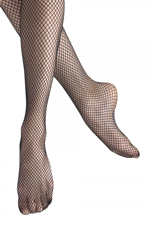 image - Seamless Mesh Tight Children's Dance Tights
