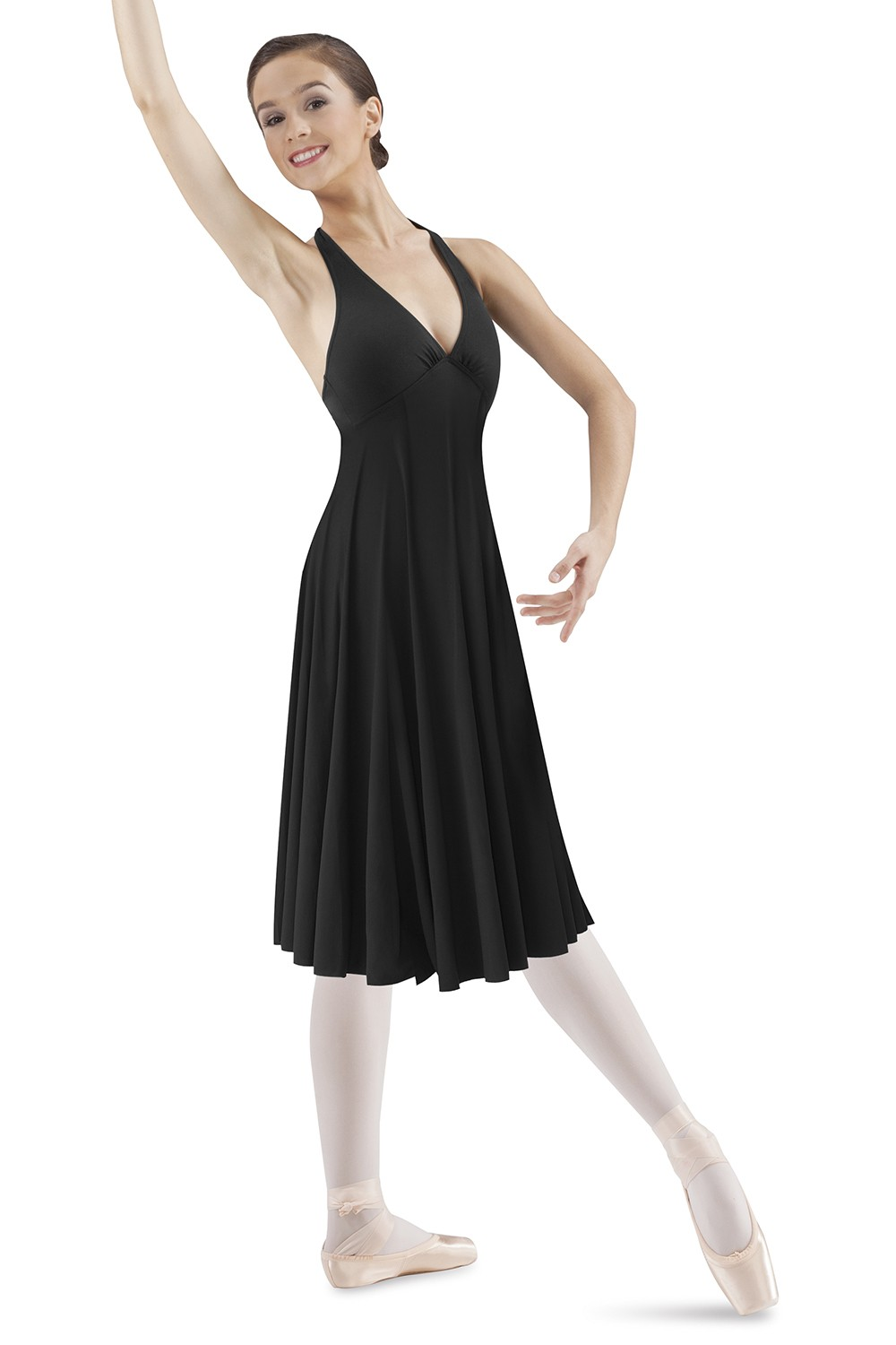 Halter Dress Women's Dance Skirts