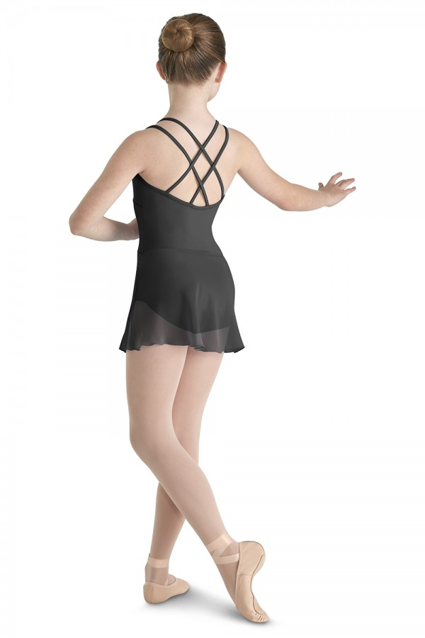 image - Tulle Skirted Leo Children's Dance Leotards