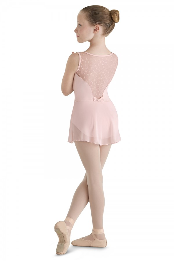 image - Skirted Tank Leotard Children's Dance Leotards