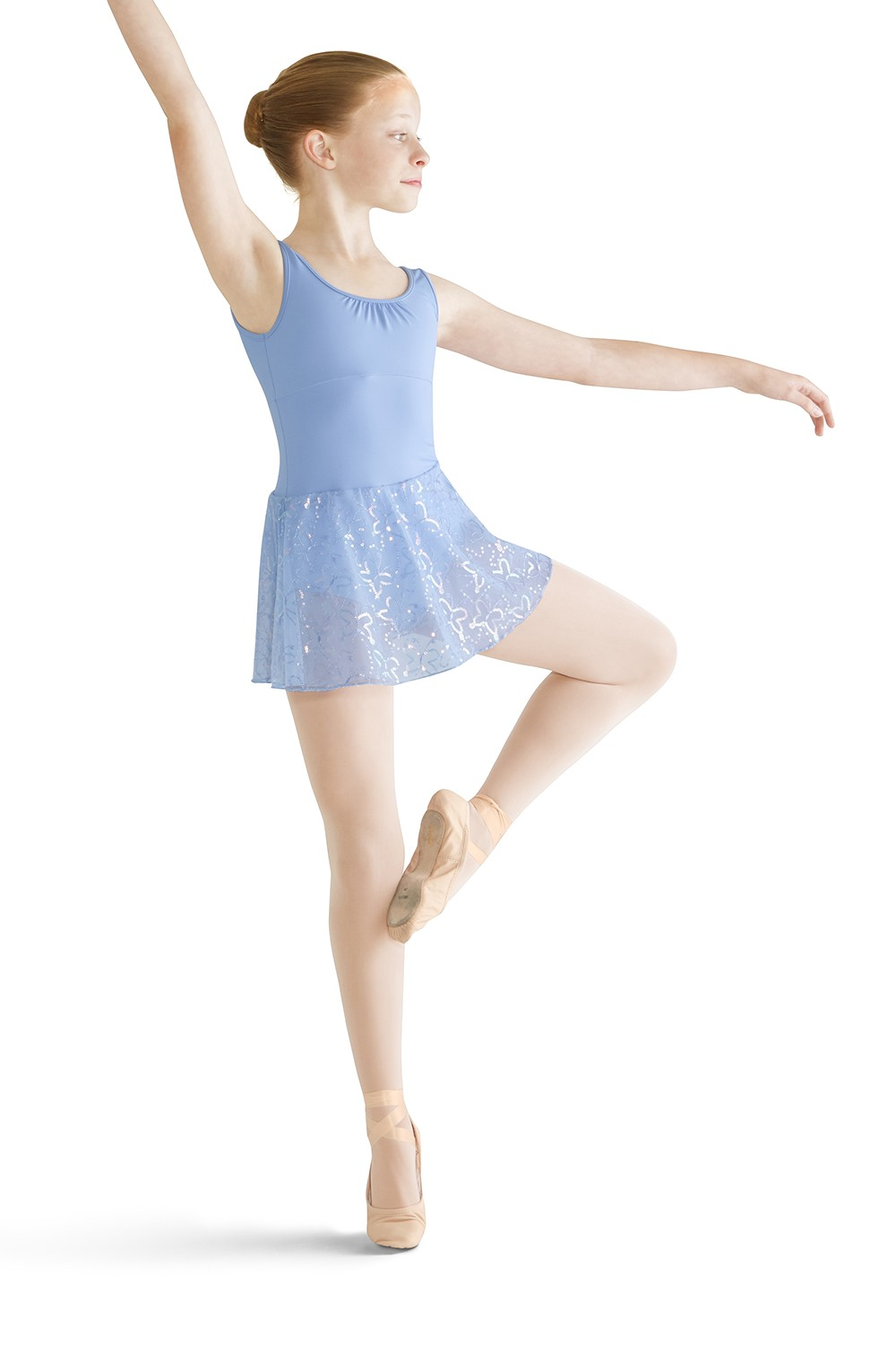Skirted Tank Leotard Children's Dance Leotards
