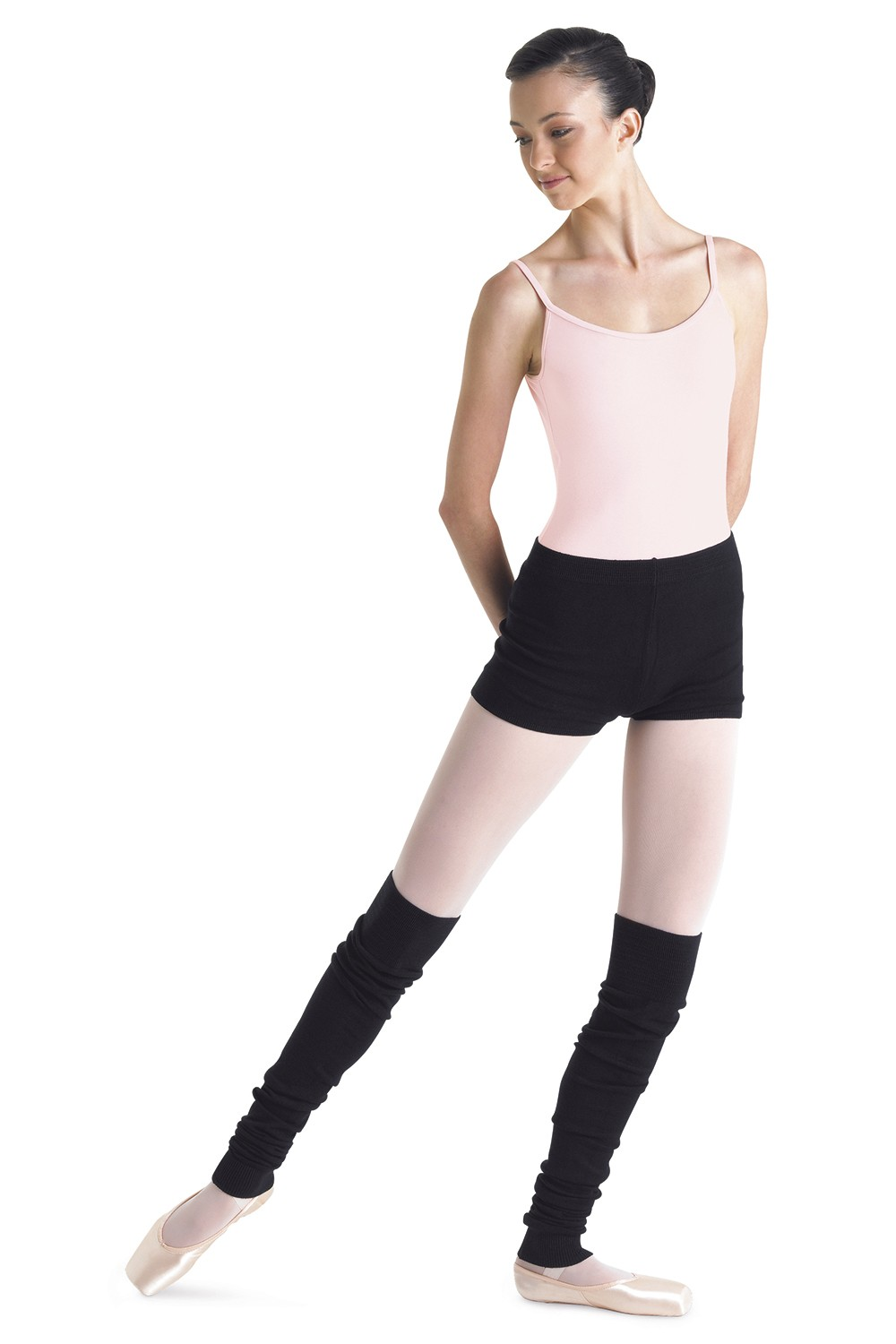 Above The Knee Leg Warmers Women's Dance Warmups