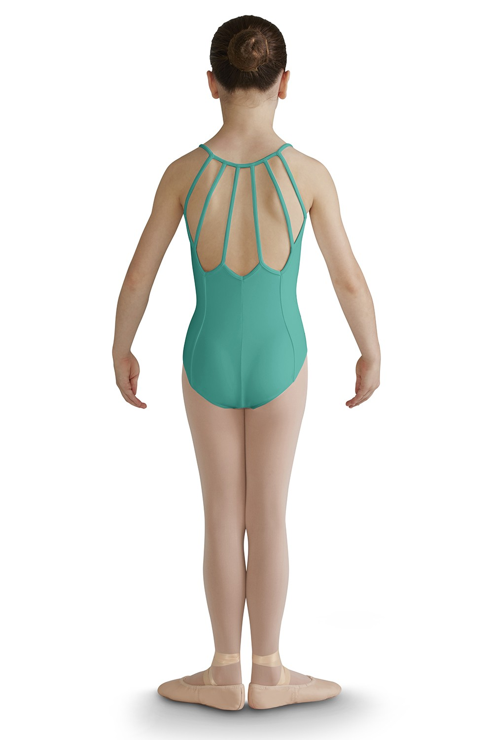 Strap Back Camisole Leotard Children's Dance Leotards