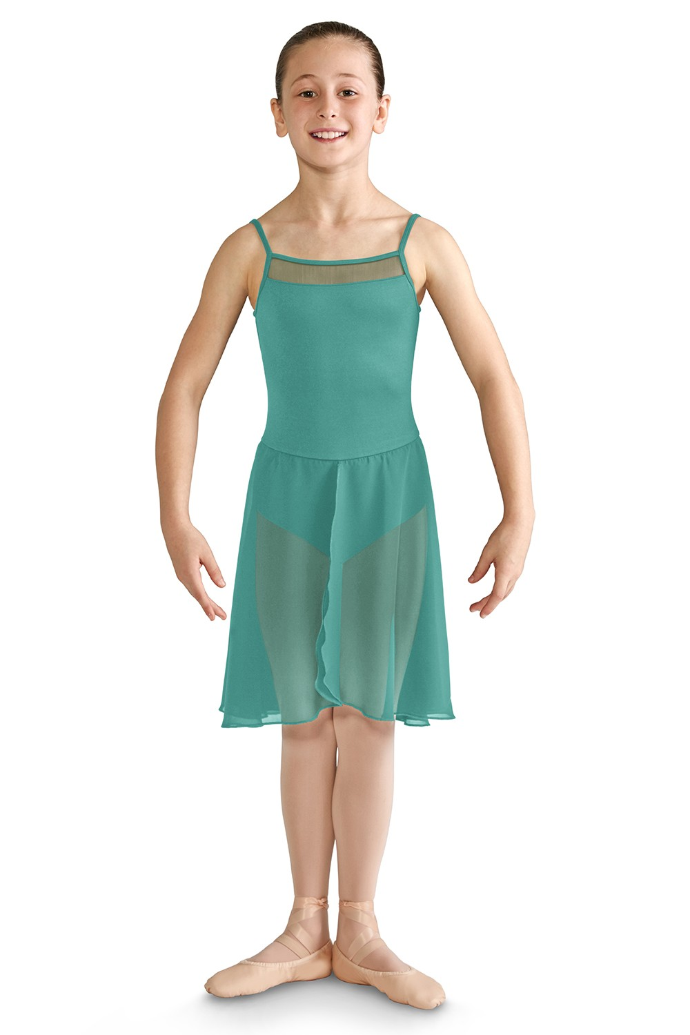 Skirted Camisole Girls Skirted Leotards