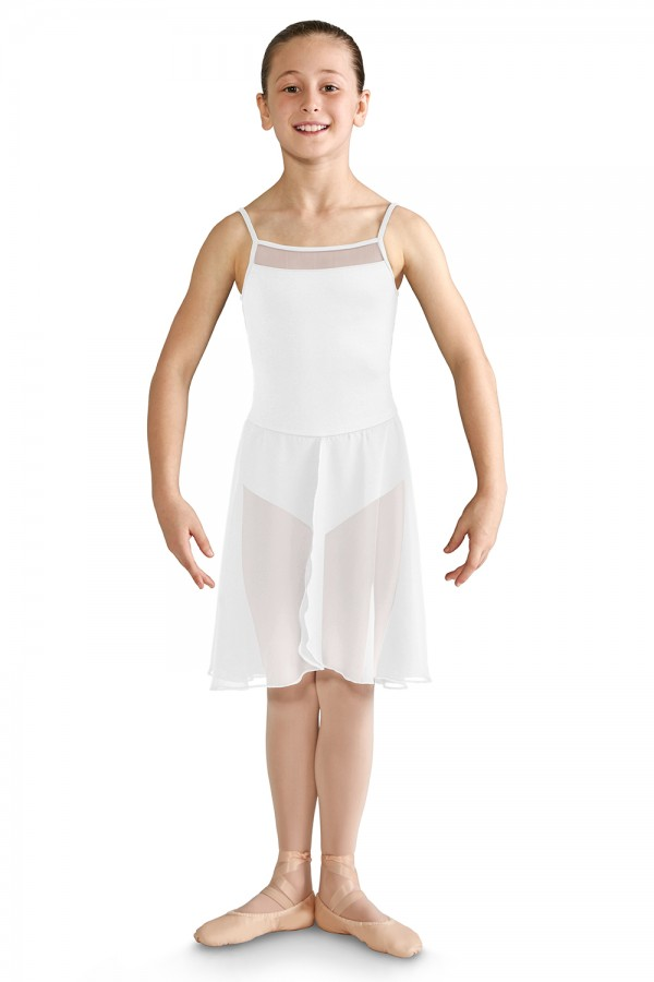 image -  Girls Skirted Leotards