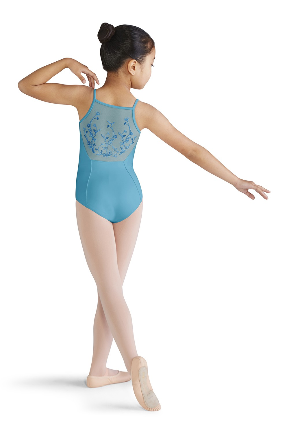 Mesh Back Camisole Leotard Girls Camisole Leotards