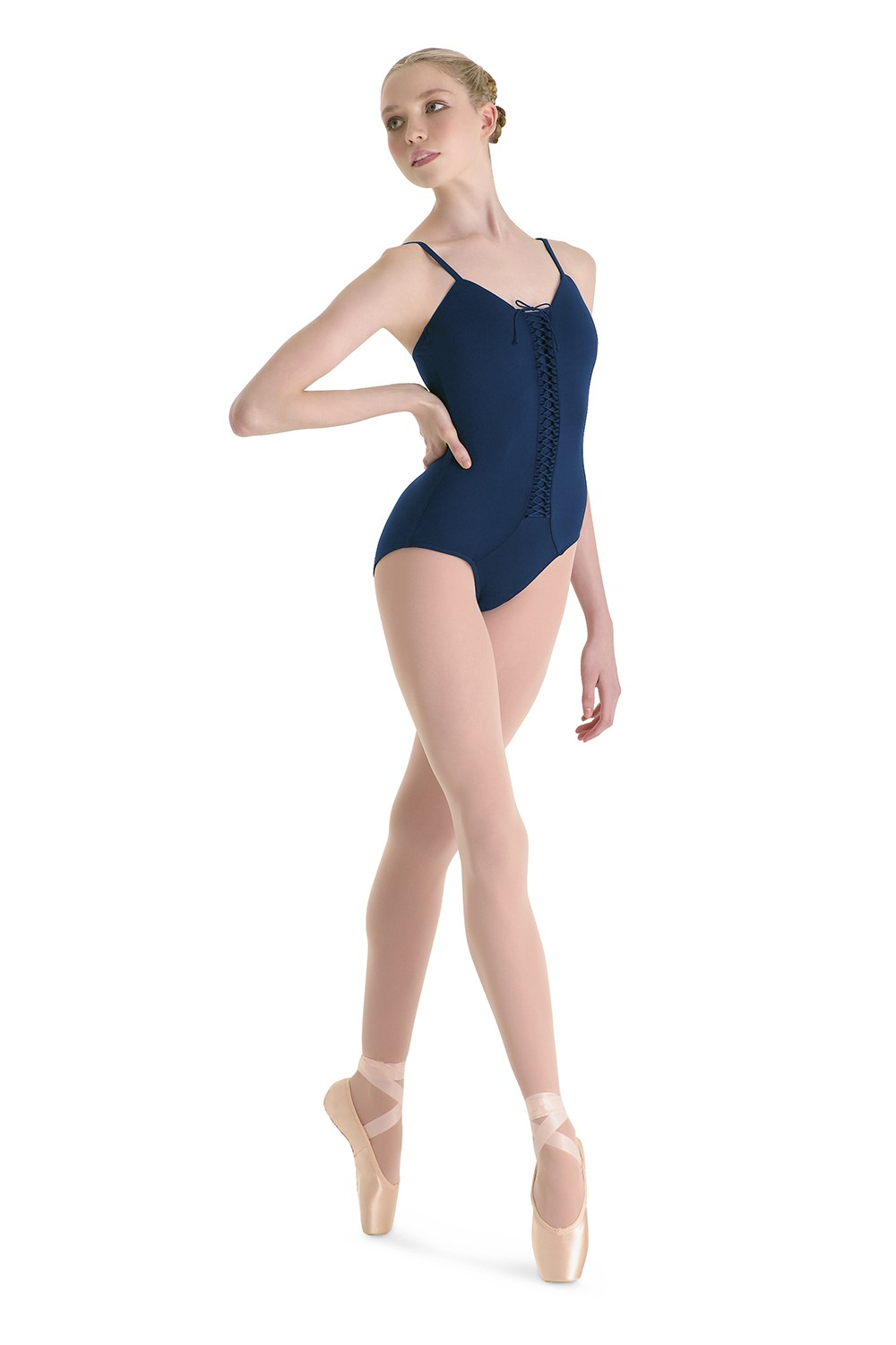 Corset Front Cami Women's Dance Leotards