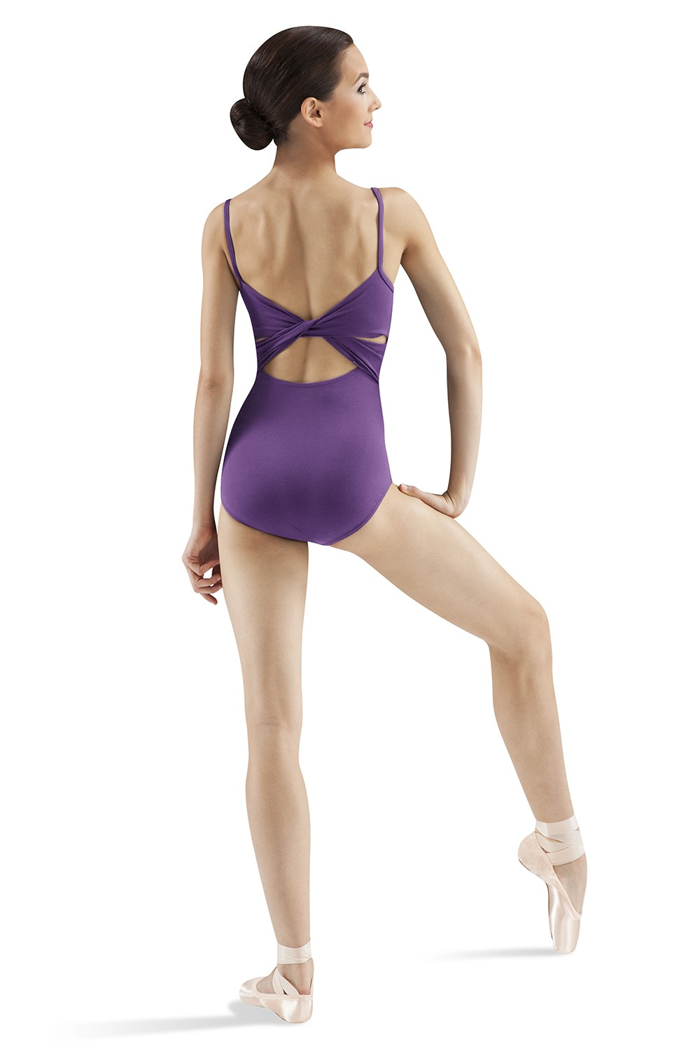 Twist Back Cami Leo Women's Dance Leotards
