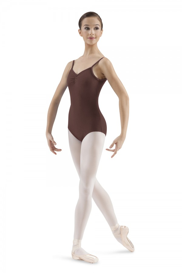 image - V-front Camisole Leotard Women's Dance Leotards