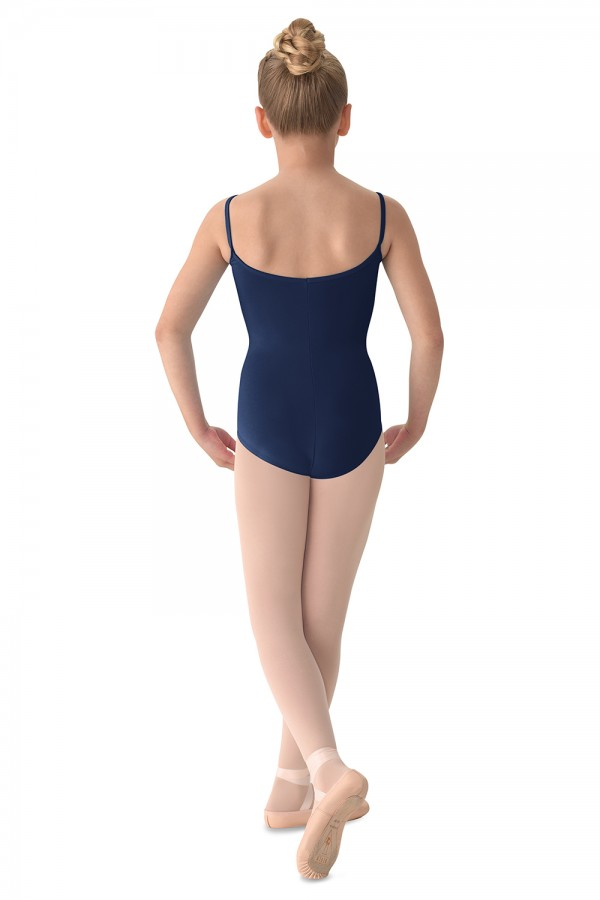 image - Princess Seam V-front Cami Children's Dance Leotards