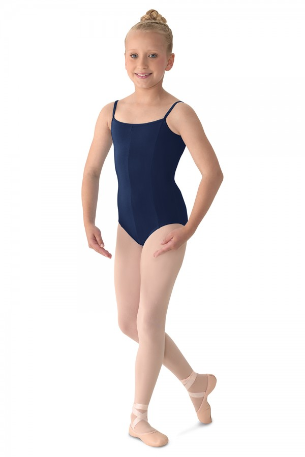 image - Princess Seam Cami Leo Children's Dance Leotards