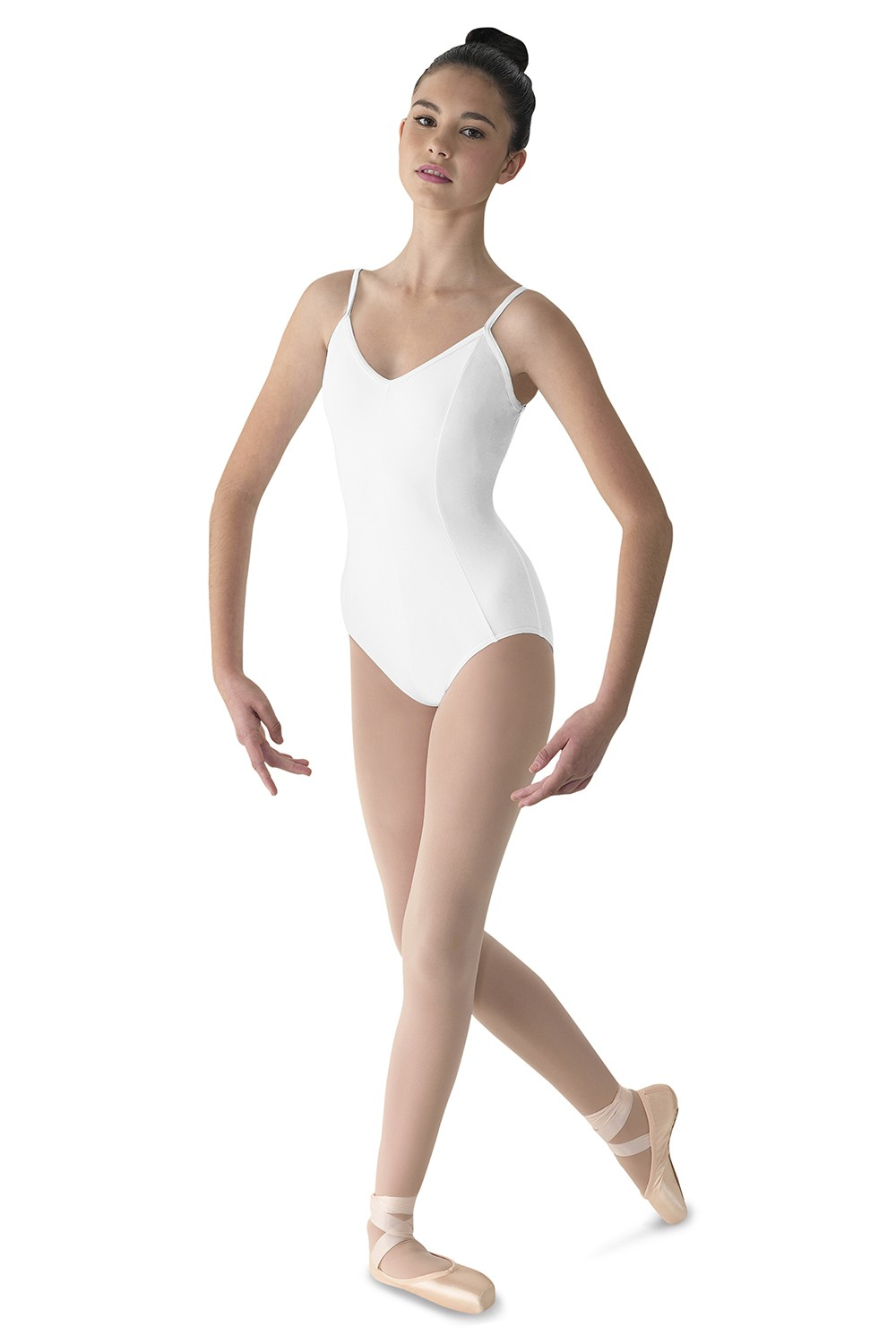 Princess Seam V-front Cami Women's Dance Leotards