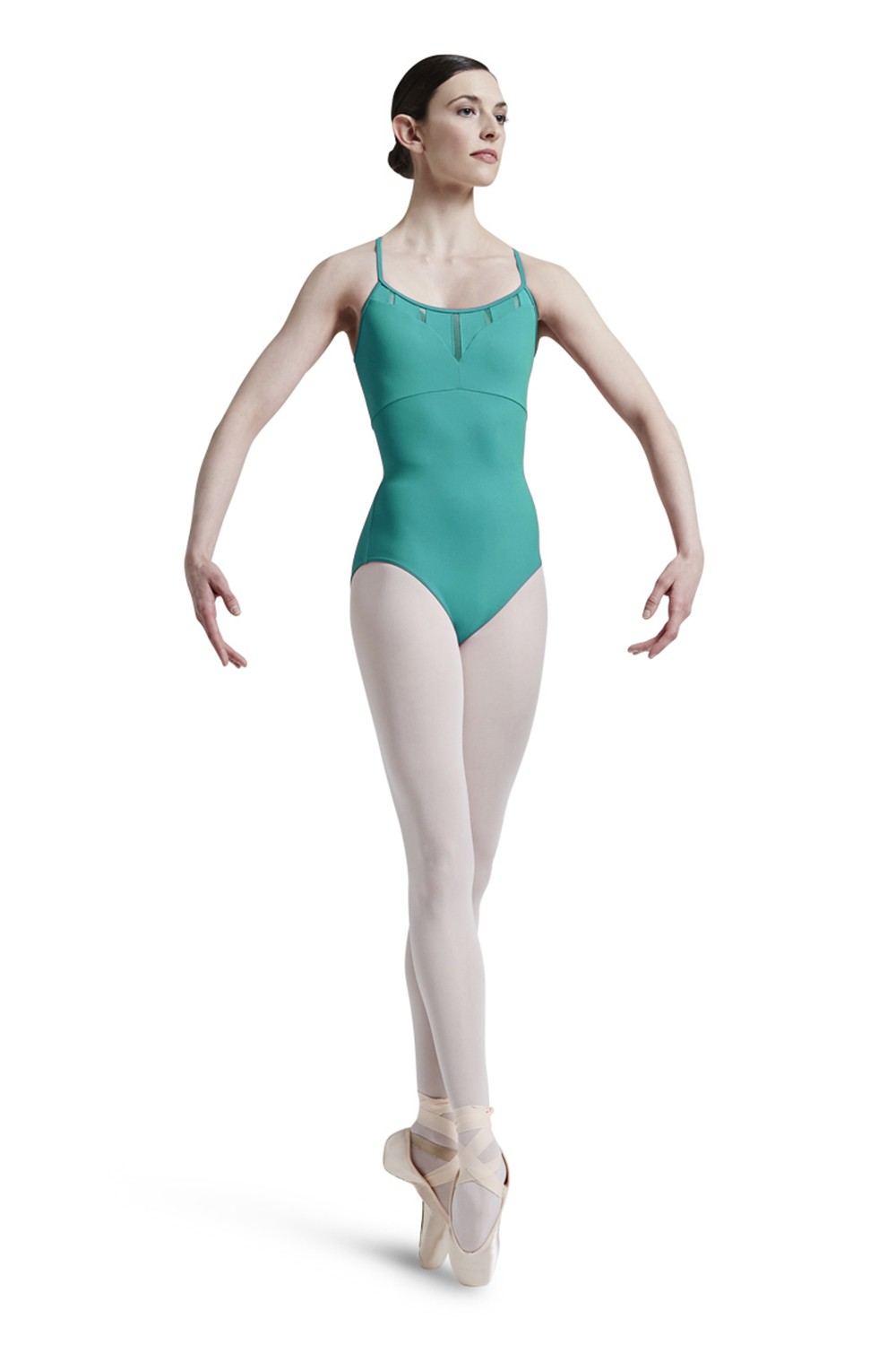 X Back Cami Leo Children's Dance Leotards