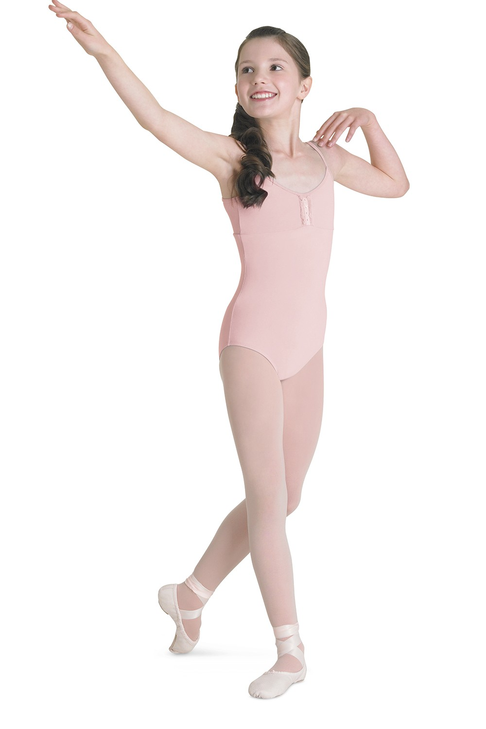 Justaucorps À Bretelles Children's Dance Leotards