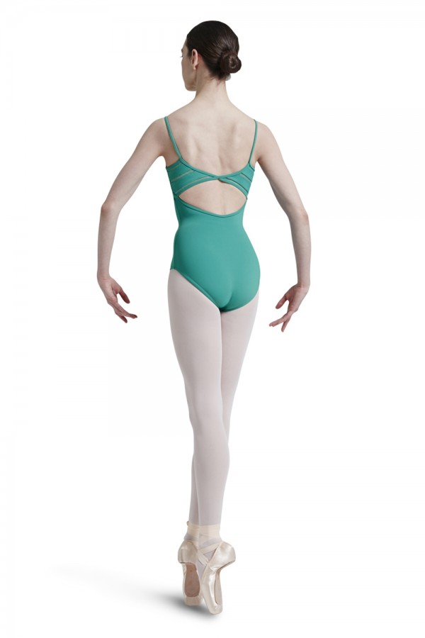 image - LATTICE BK CAMI LEO Women's Dance Leotards