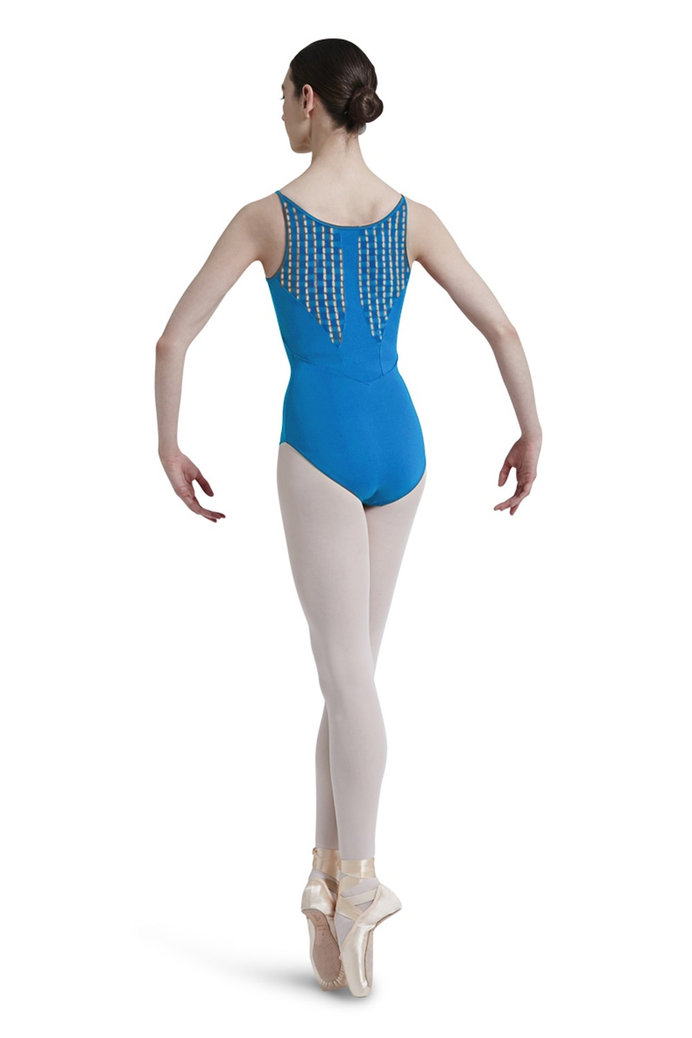 Back Panel Camisole Leotard Women's Dance Leotards